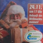Der Weihnachtsmann kommt schon vor dem ersten Advent